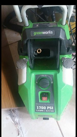 Pressure washer 1700 psi used 2 times brand new for Sale in Graham, NC