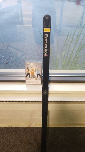 Body blade with workout video! for Sale in Lynchburg, VA