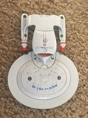 U.S.S. Star Ship Enterprise Die Cast Model for Sale in Alexandria, VA