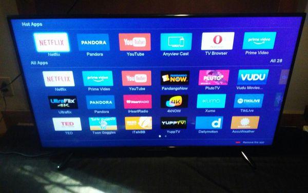 Hisense 4k Tv Anyview Cast
