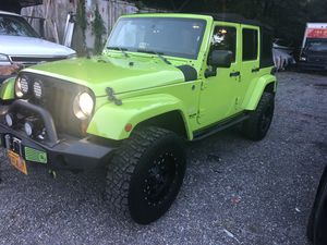 Jeep ramgle 2013 for Sale in Fort Washington, MD
