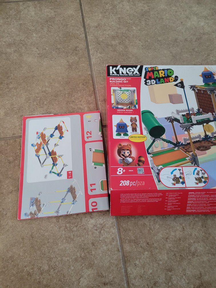 K'nex Super Mario 3D Land