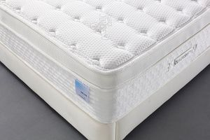 King Size Memory Foam Mattress Organic Cotton Oliver Smith Premium for Sale in Kissimmee, FL