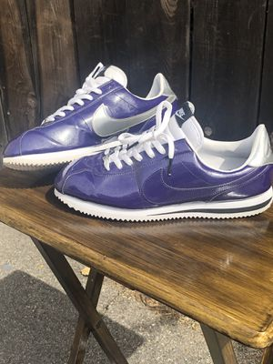 low priced efc30 3bf2f NIKE CORTEZ LA EDITION SZ 11 LAKERS for Sale in Los Angeles, CA - OfferUp
