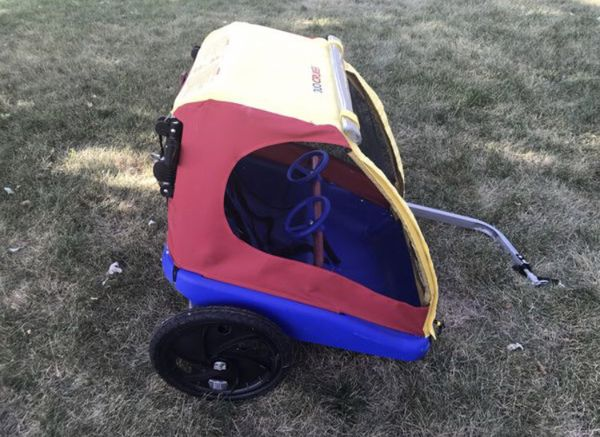 Instep Duo Cruiser Bike Trailer For Sale In Montgmry Il Offerup