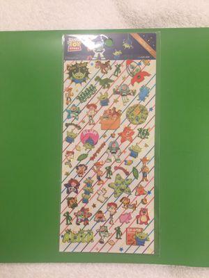 Japan Sun-Star Toy Story Sticker for Sale in Aspen Hill, MD