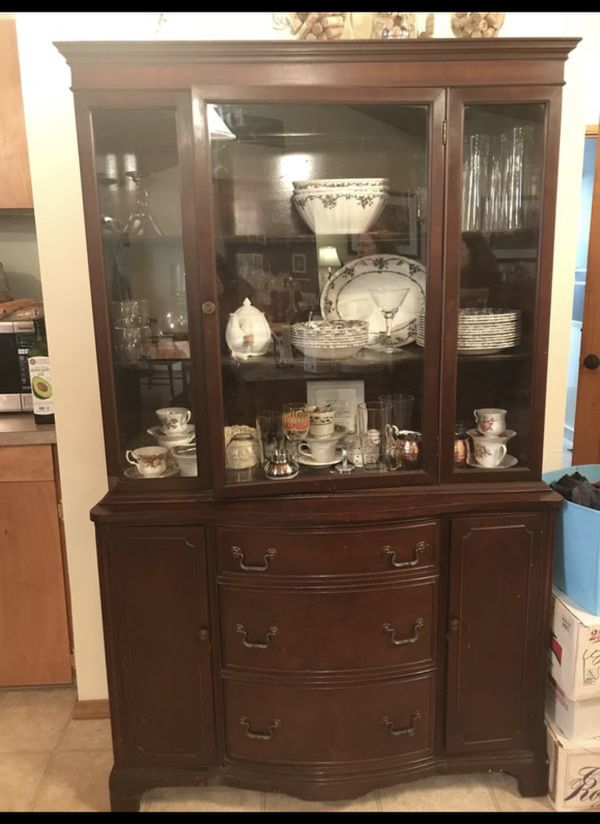Thomasville Duncan Phyfe Buffet Hutch For Sale In Battle Ground