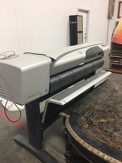 Blueprint printer HP Thumbnail