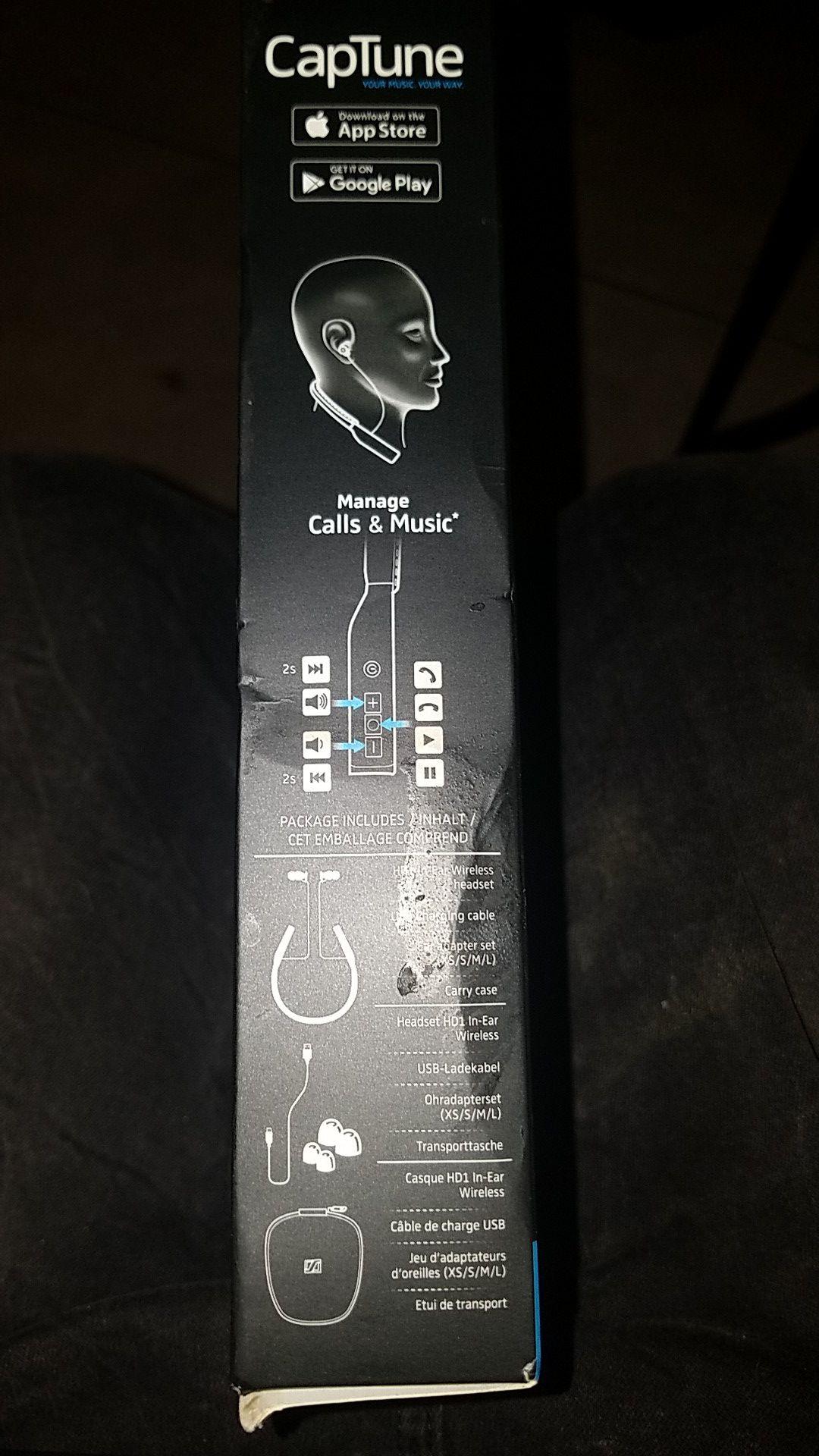 Sennheiser HD1 in-ear Wireless black
