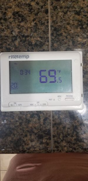 New and Used Thermostats for Sale in Seattle, WA - OfferUp