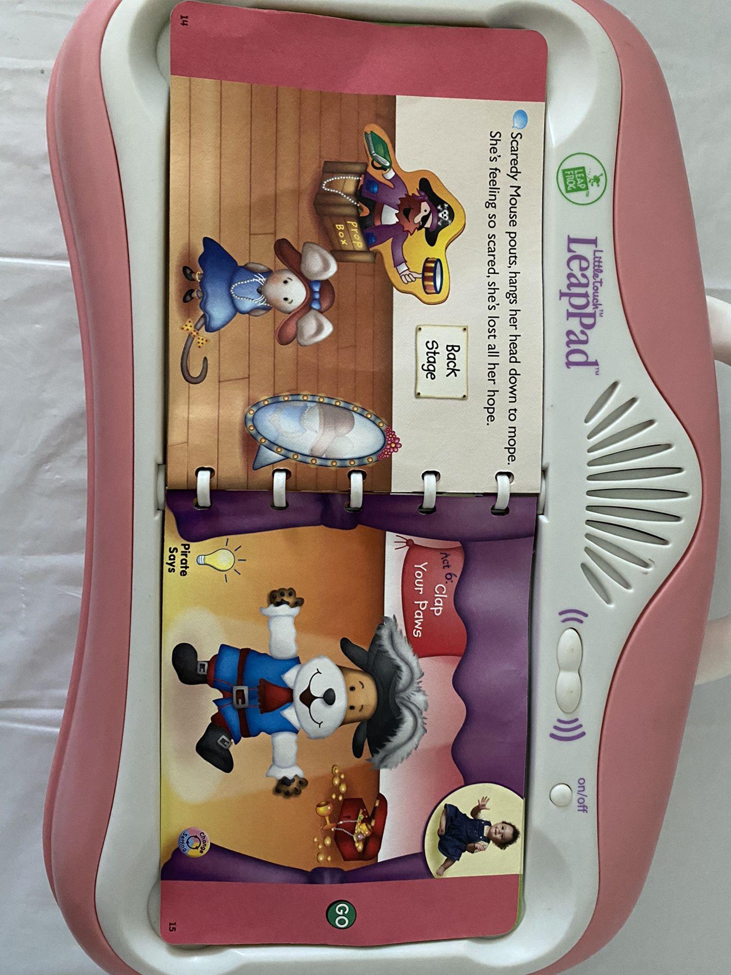 Little Touch LeapFrog LeapPad