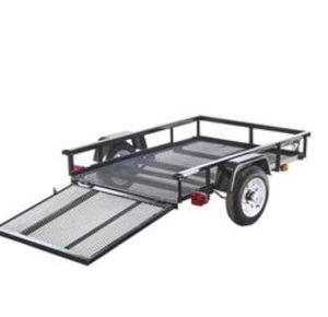 4x6 trailer great condition for Sale in Lanham, MD