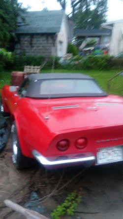 1969 Corvette Thumbnail