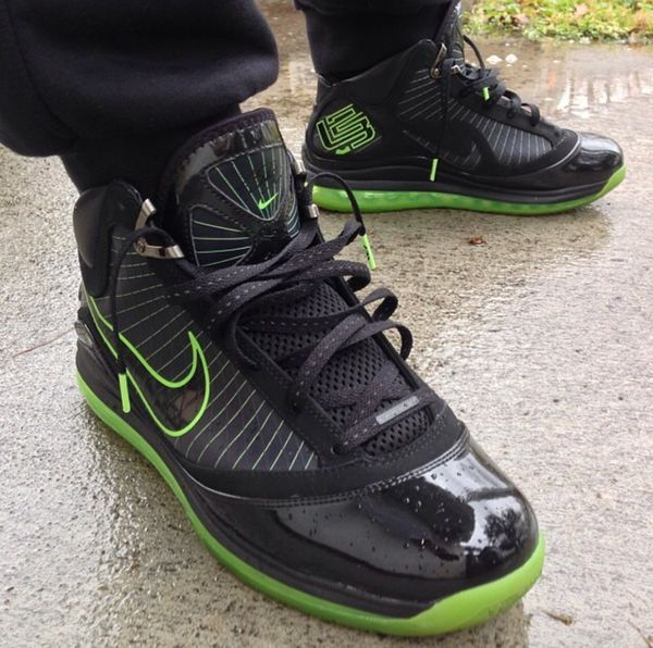 55abb78606 Lebron 7 (Dunkman Edition) Size 8 for Sale in Bronx, NY - OfferUp