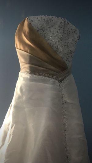 Prom Dress Formal Wedding Gown OBO For Sale In Foley AL