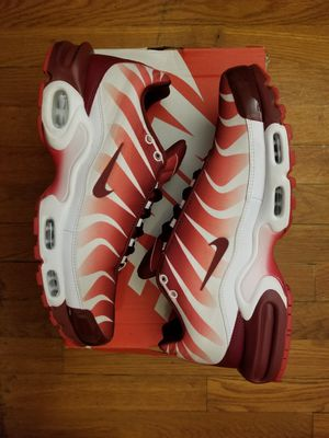 """NIKE AIR MAX PLUS """"AFTER THE BITE SZ 11 for Sale in Alexandria, VA"""