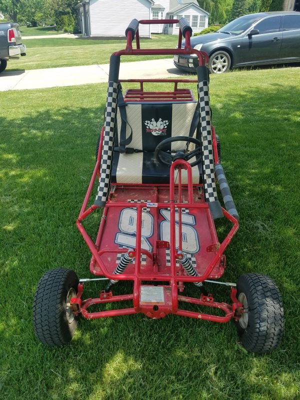 Yerf Dog 2 seater Go Kart for Sale in Pickerington, OH - OfferUp