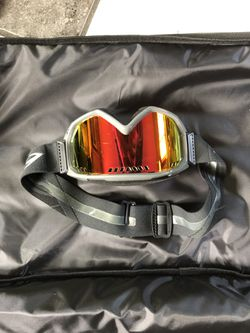 2017 K2 Snowboard 160cm (Element Bindings), Triple EightHelmet (Smith goggles), Demon Snowboard Bag Thumbnail