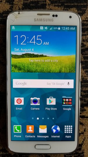 (AT&T) Samsung Galaxy S5 (NEED GONE) for Sale in Manassas, VA