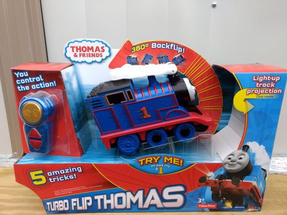 Turbo Flip Thomas The Train For Sale In Washington Pa Offerup