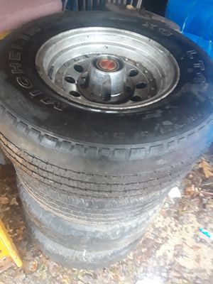 "Rims 15"" needs tires for Sale in Rockville, MD"