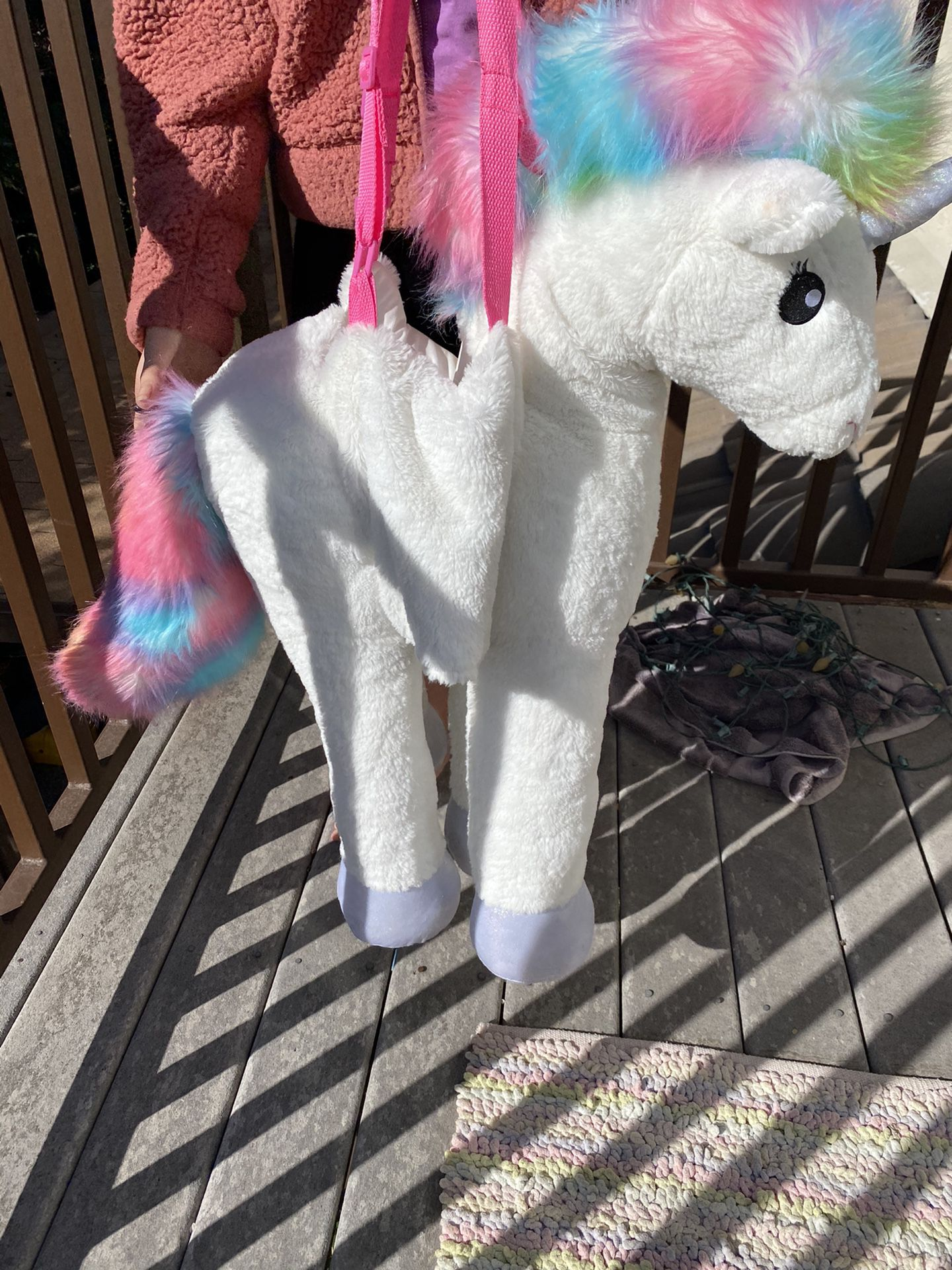 Unicorn 🦄 Costume!!