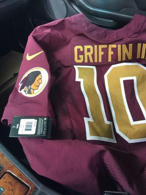 brand new ba462 54f55 Official Nike Redskins Jersey for Sale in Norfolk, VA - OfferUp