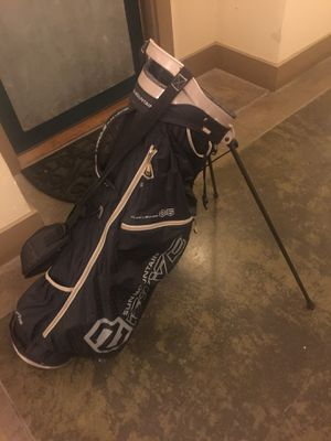 Sun mountain golf bag with stand great condition for Sale in Austin, TX