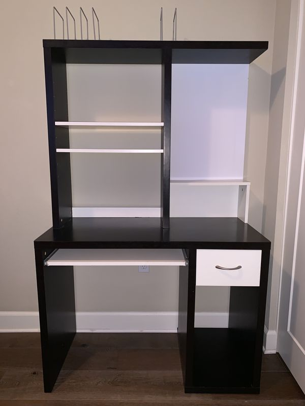 Modern Ikea Mikael Computer Desk Workstation 50 Or Best Offer For Sale In San Jose Ca Offerup