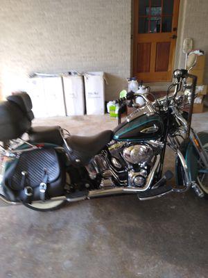 Photo 2002 Harley Davidson Heritage Springer