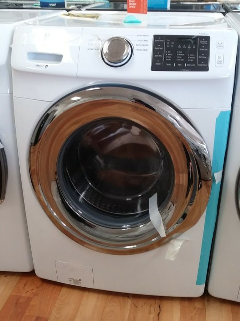 NEW SAMSUNG FRONT LOAD WASHER ONLY