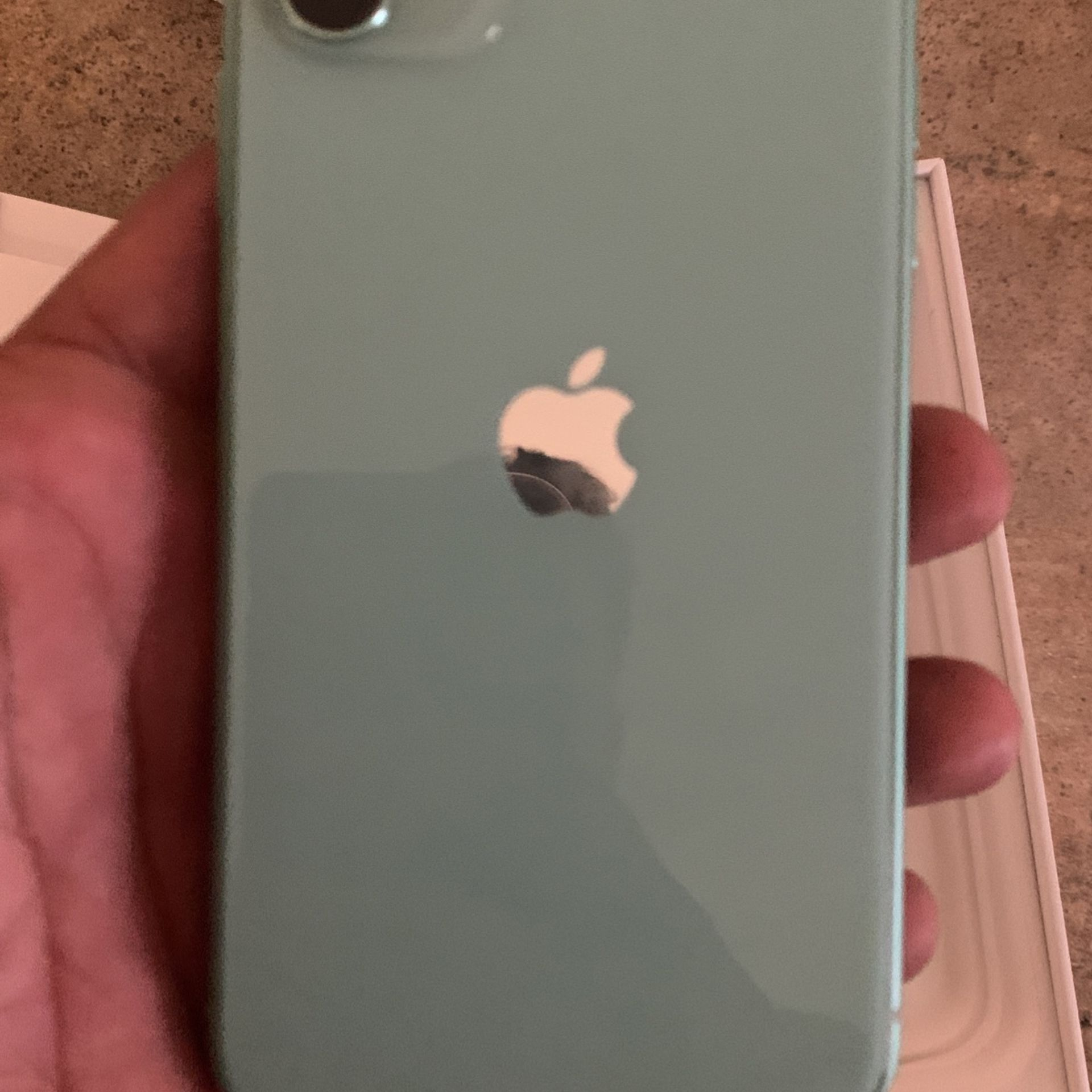 Green iPhone 11