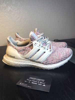 e245bbebc1cee Womens Adidas Ultra Boost 4.0 Pink Static BB6496 Size 7 US for Sale in  Chandler