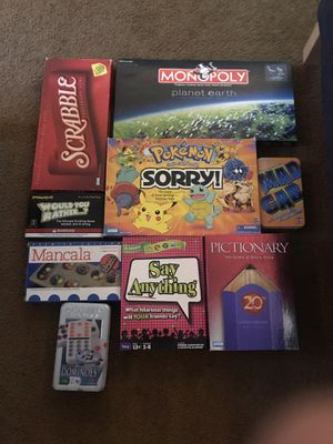 Adult Board Games for Sale in College Park, MD