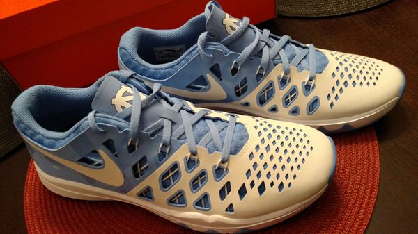 New Nike Train Sd 4 Amp Unc Sz 10 5 Carolina Blue 844102 414 Tar Heels Shoes Clothing In Raleigh Nc Offerup