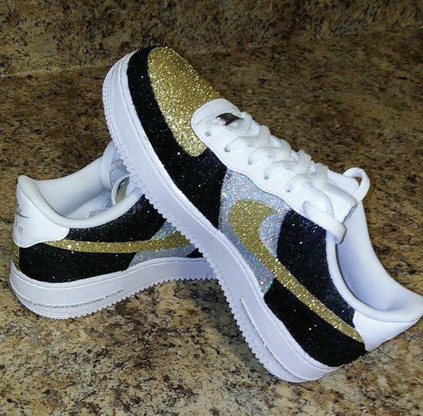 Custom Glitter AF1 MADE TO ORDER For Sale In Atlanta GA