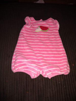 Carter's Romper (Size Newborn) for Sale in Wildomar, CA