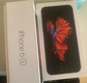 Photo IPhone 6s Boost Mobile Brand New