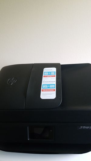 HP - OfficeJet 4650 Wireless All-In-One Instant Ink Ready Printer for Sale in Columbus, OH