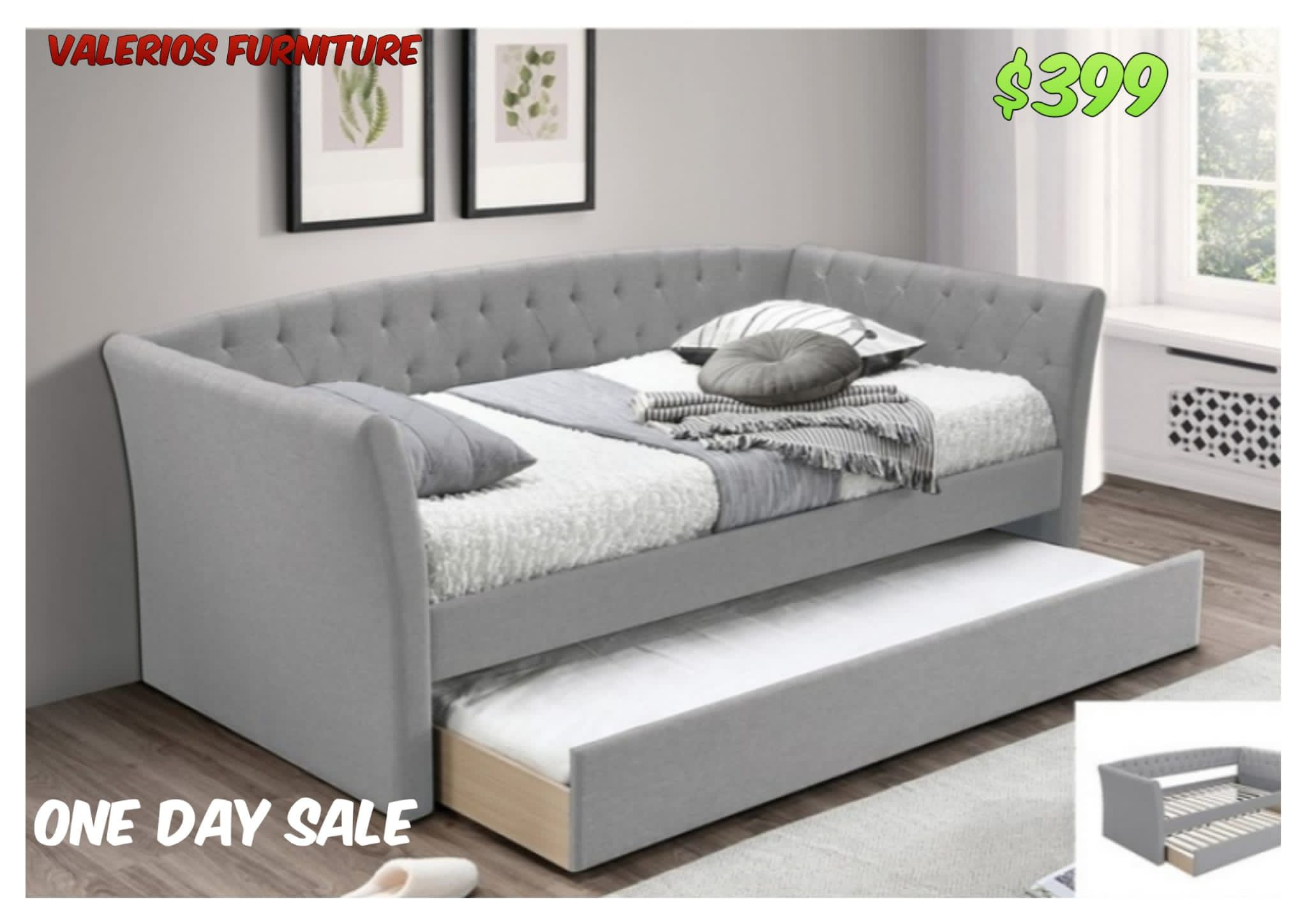Brand New Twin Daybed