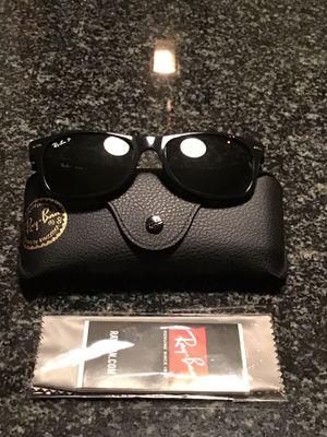Ray-Ban New Wayfarer Polarized Sunglasses for Sale in Alexandria, VA