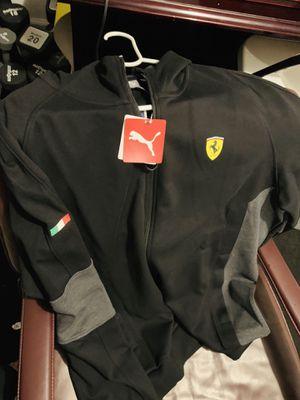 Puma Ferrari limited hoodie sweatshirt for Sale in Silver Spring, MD