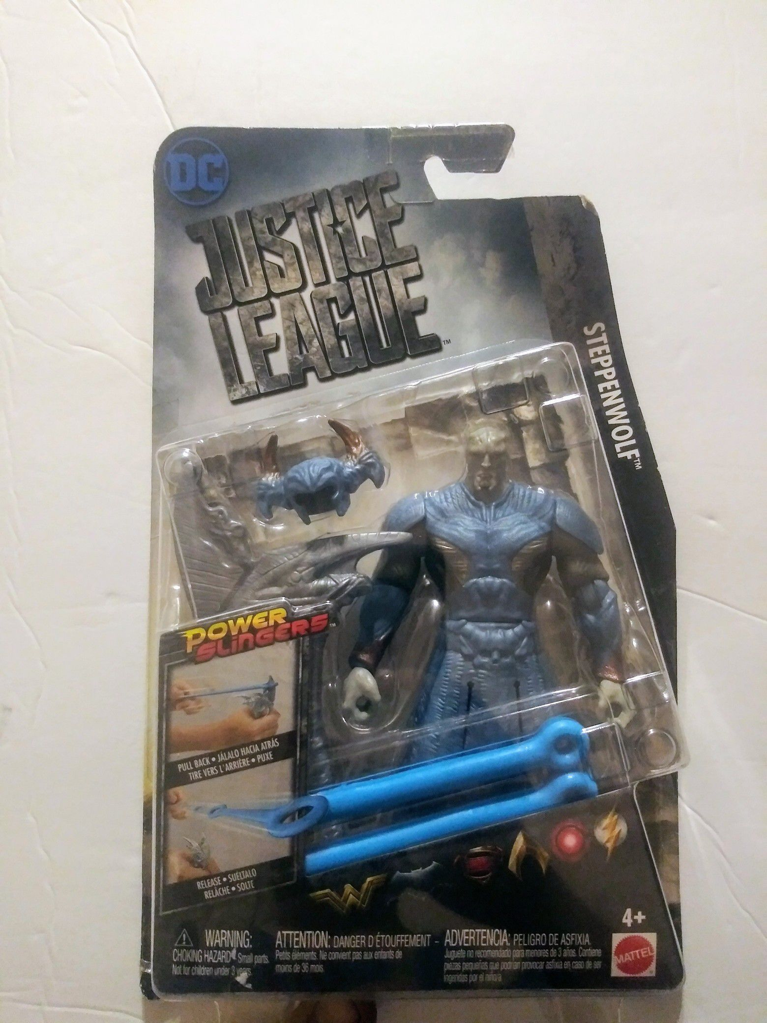 DC Justice League Steppenwolf Sealed