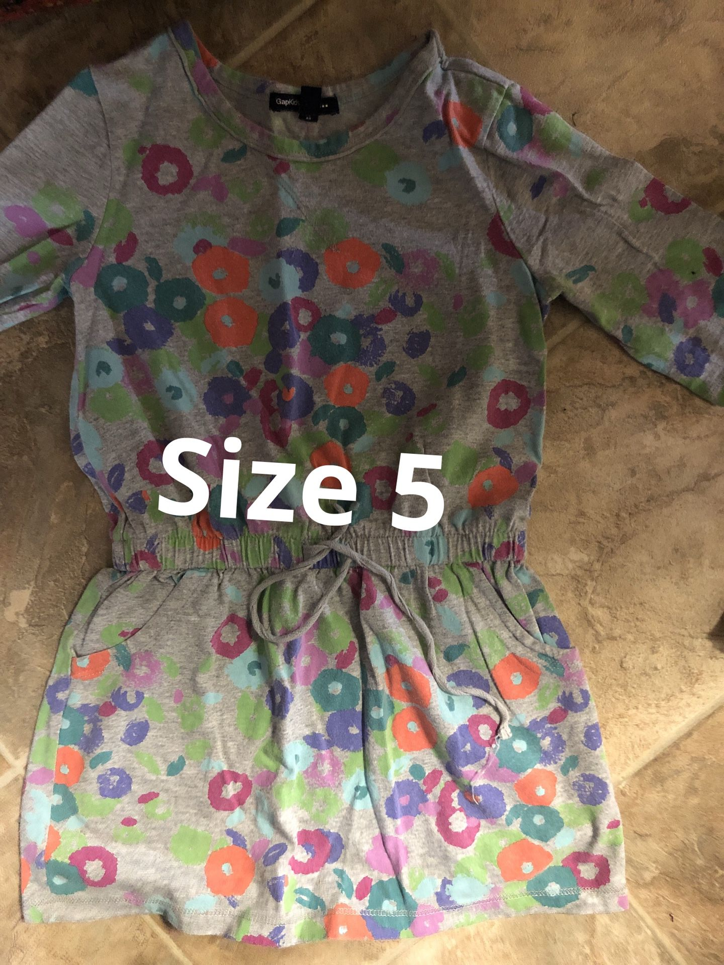 Girls size 4/5 and 5. Assorted