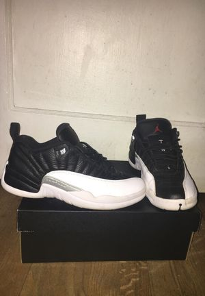 Air Jordan 12 retro low for Sale in Silver Spring, MD