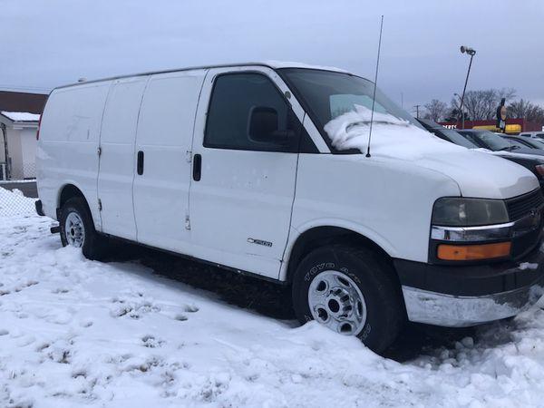 Chevy Work Van 2003 Great Savings For Sale In Columbus OH