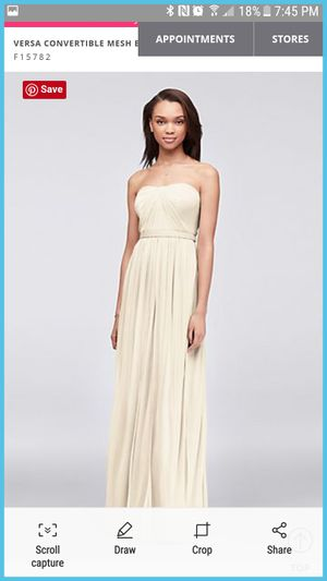 New and used Bridesmaid dresses for sale in Spartanburg, SC - OfferUp