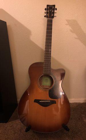 Kirkland Electro Acoustic Travel Guitar Gitarren & Bässe