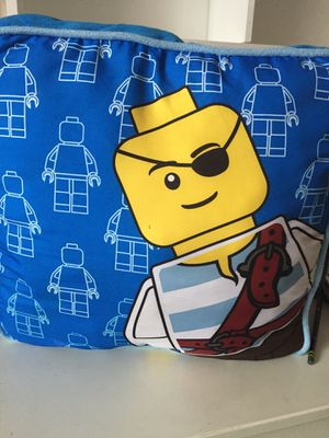 Small LEGO Pirate Pillow for Sale in Austin, TX