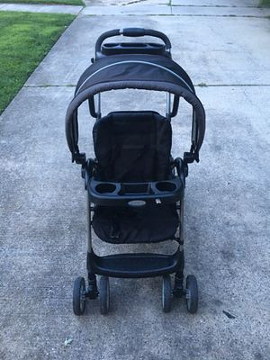 Sit and Stand Double Stroller for Sale in Potomac, MD